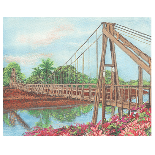 Swinging Bridge I
