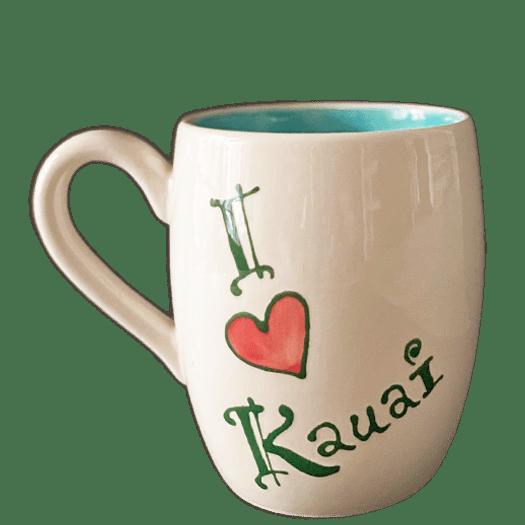 Kauai Island Barrel Mug