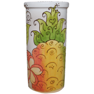 Sugarloaf Pineapple Vase/Wine Cooler