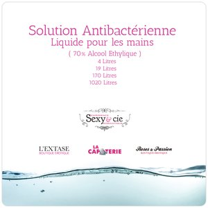 Antibacterial Solution For Hands