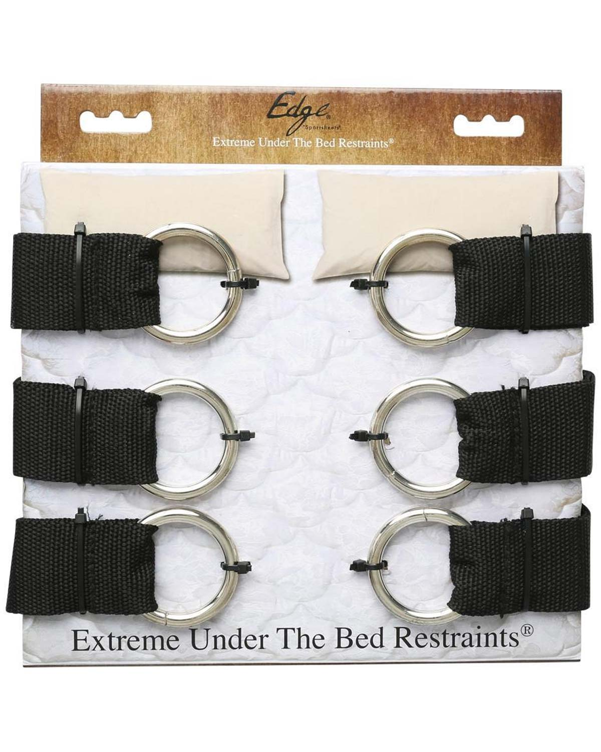 Edge Xtreme Under The Bed Restraints