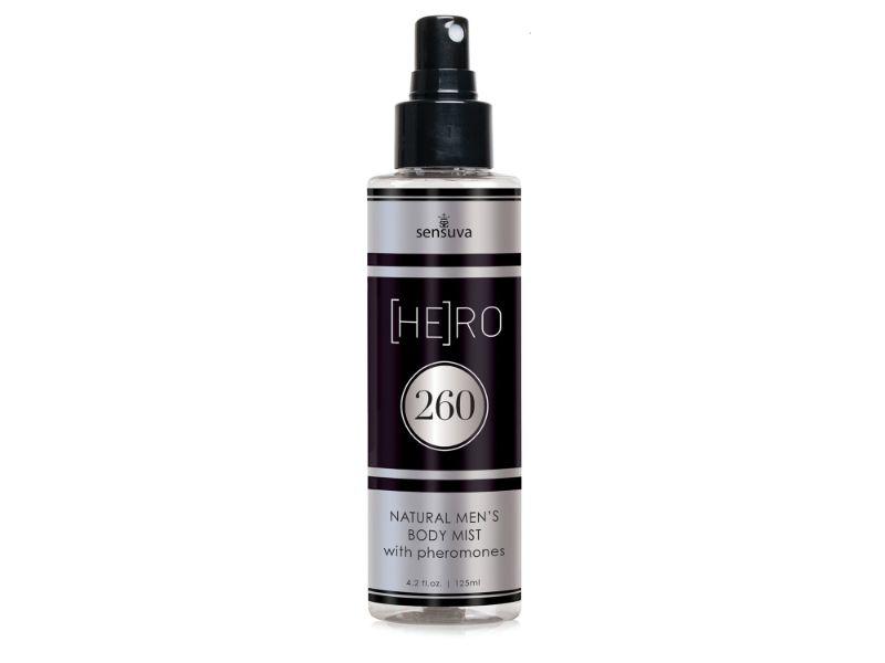Sensuva Hero For Him Body Mist