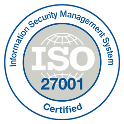 Certification ISO 27001