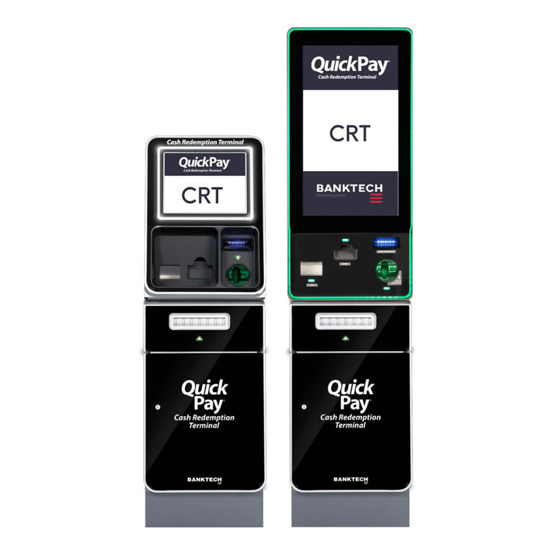 CRT QuickPay systems