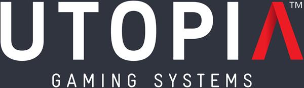 UTOPIA Gaming logo black