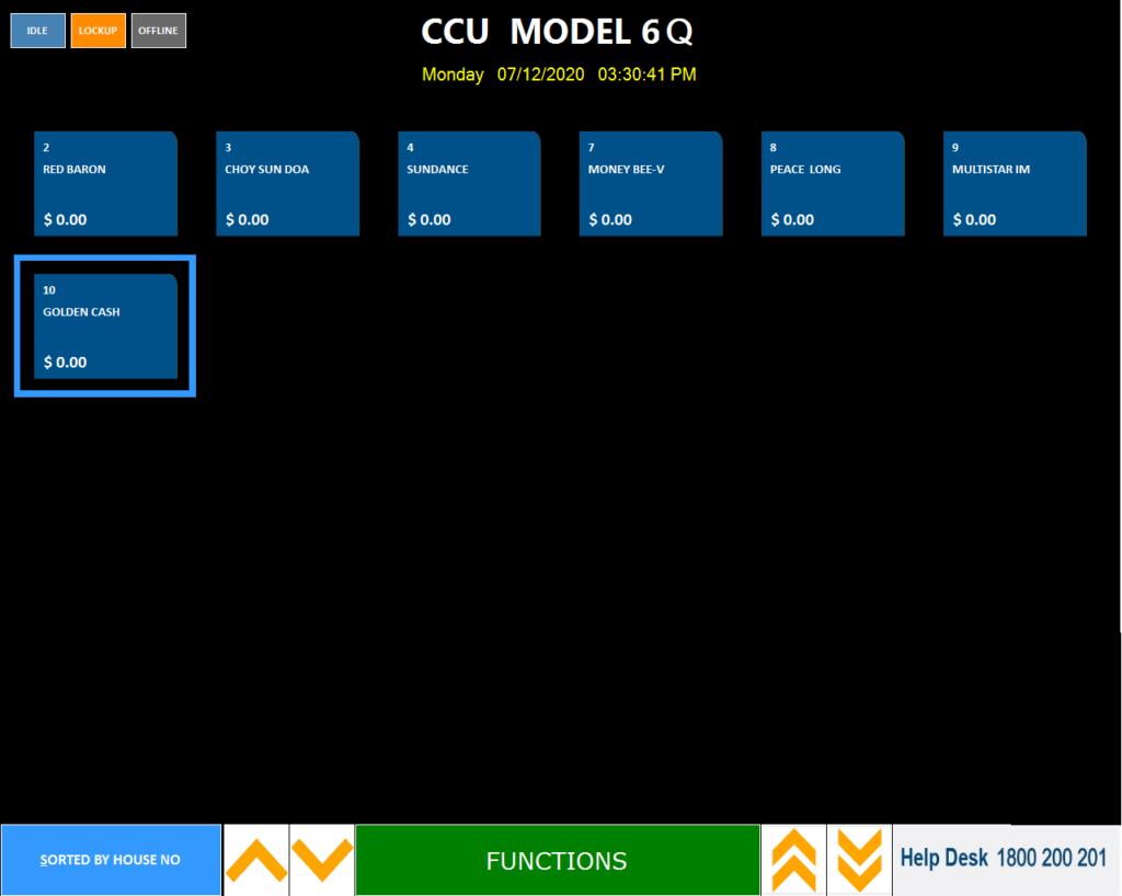 UTOPIA Gaming CCU Model
