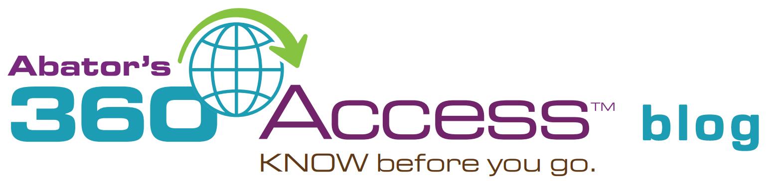 Abator's 360-Access Logo