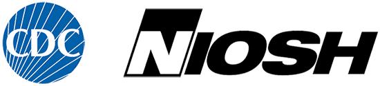 CDC & NIOSH logos