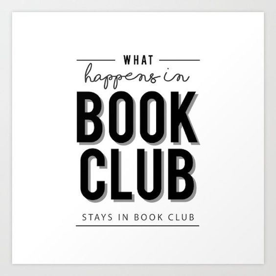 Book Club Favorites for 2018