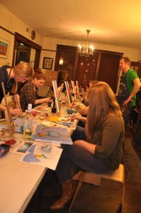 Adult Painting Party