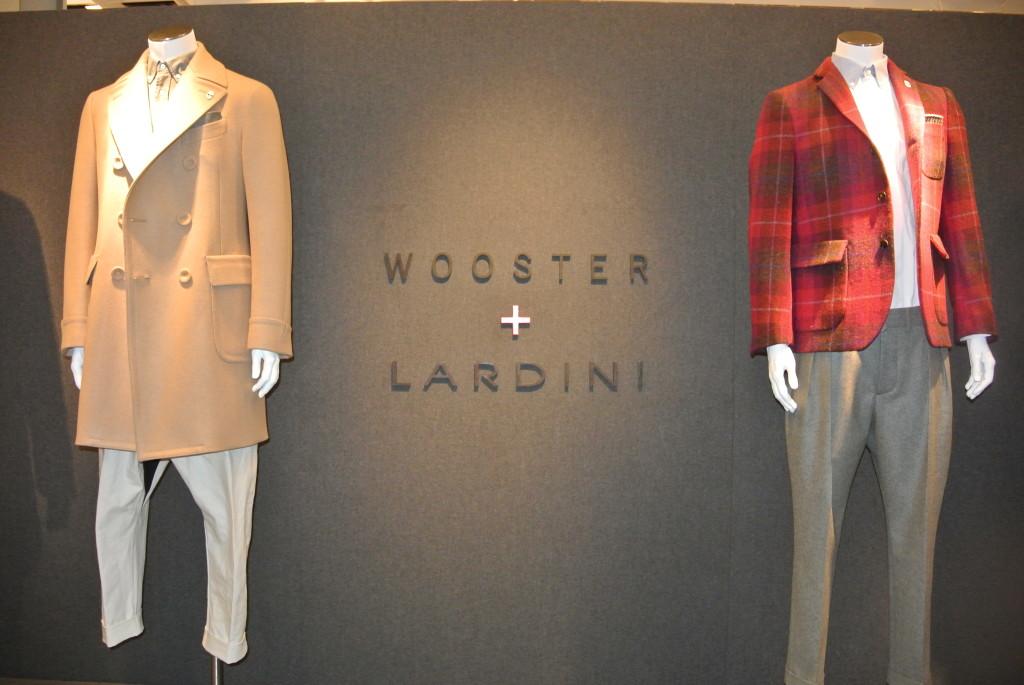 Wooster + Lardini Pitti Uomo AW15