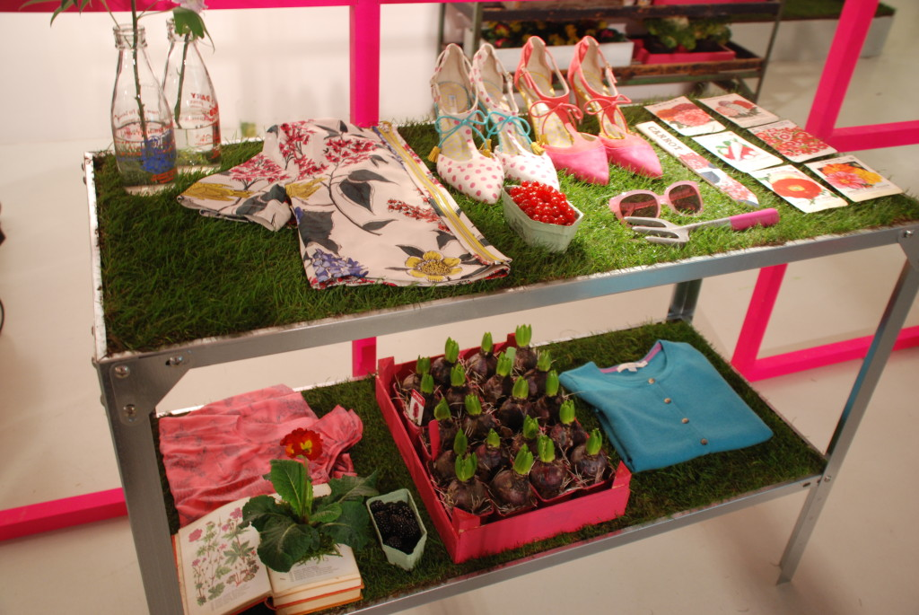 Boden SS15 press day 'Boden in Bloom'