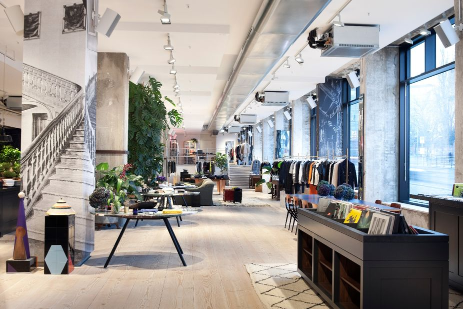 The Store by Alex Eagle at Soho House, Berlin