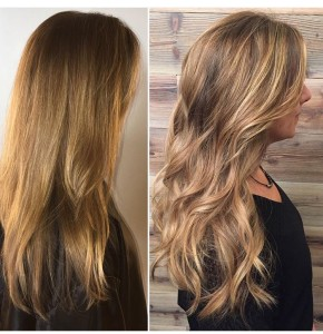 Balayage By Style House Salon Owner Lee Wright