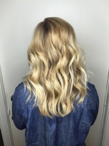 Balayage By Style House Salon Stylist Holly Osborne