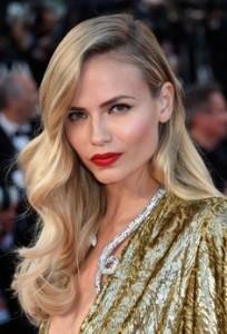 Natasha Poly at Cannes