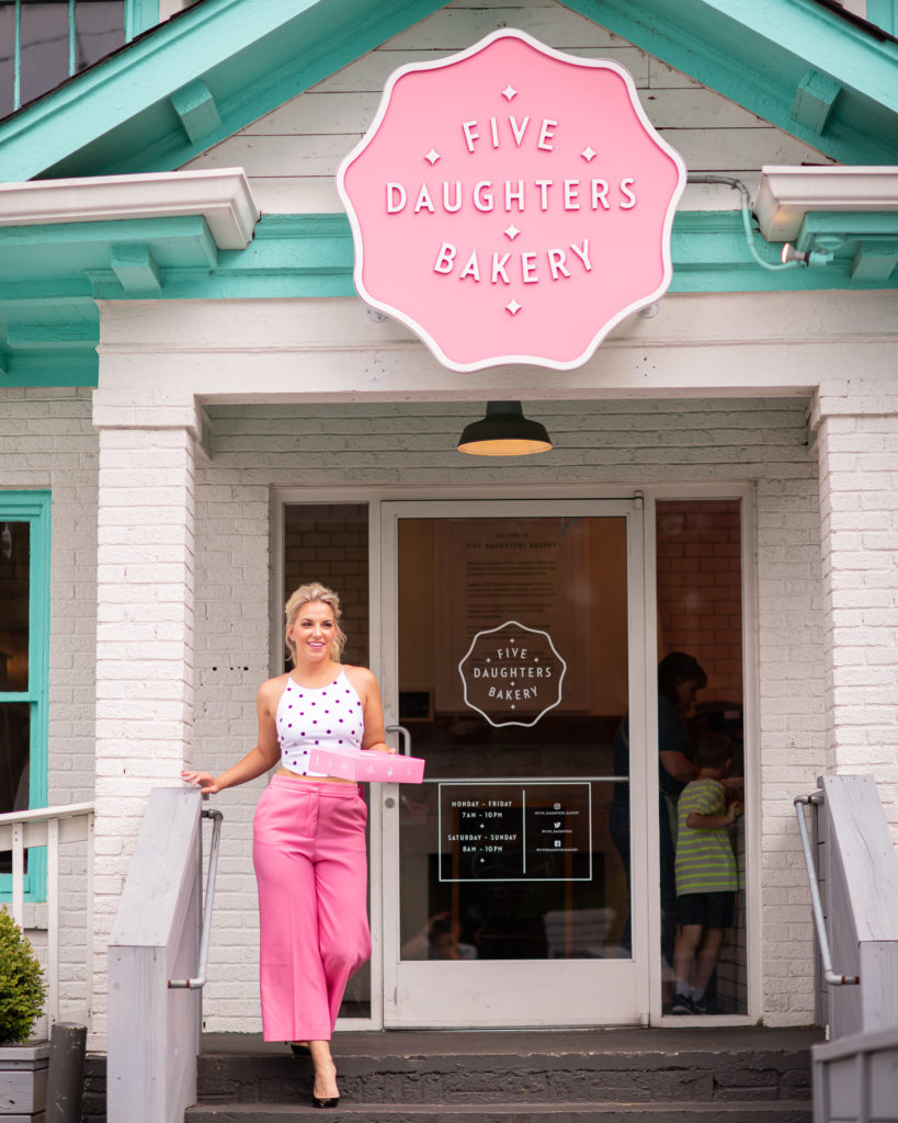 Style House Salon | Five Daughters Bakery