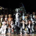 The West End cast of Cats, Photo credit Alessandro Pinna