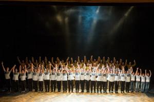 2014 - Billy Elliot Mash-up, photo Craig Sugden
