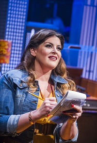 Jodie Prenger in Tell Me On A Sunday by Andrew Lloyd Webber and Don Black @ Watermill Newbury. (Opening 28-01-16) ©Tristram Kenton 01/16 (3 Raveley Street, LONDON NW5 2HX TEL 0207 267 5550 Mob 07973 617 355)email: tristram@tristramkenton.com