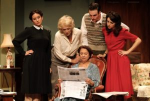 A Murder is Announced production pic Lscape Resized