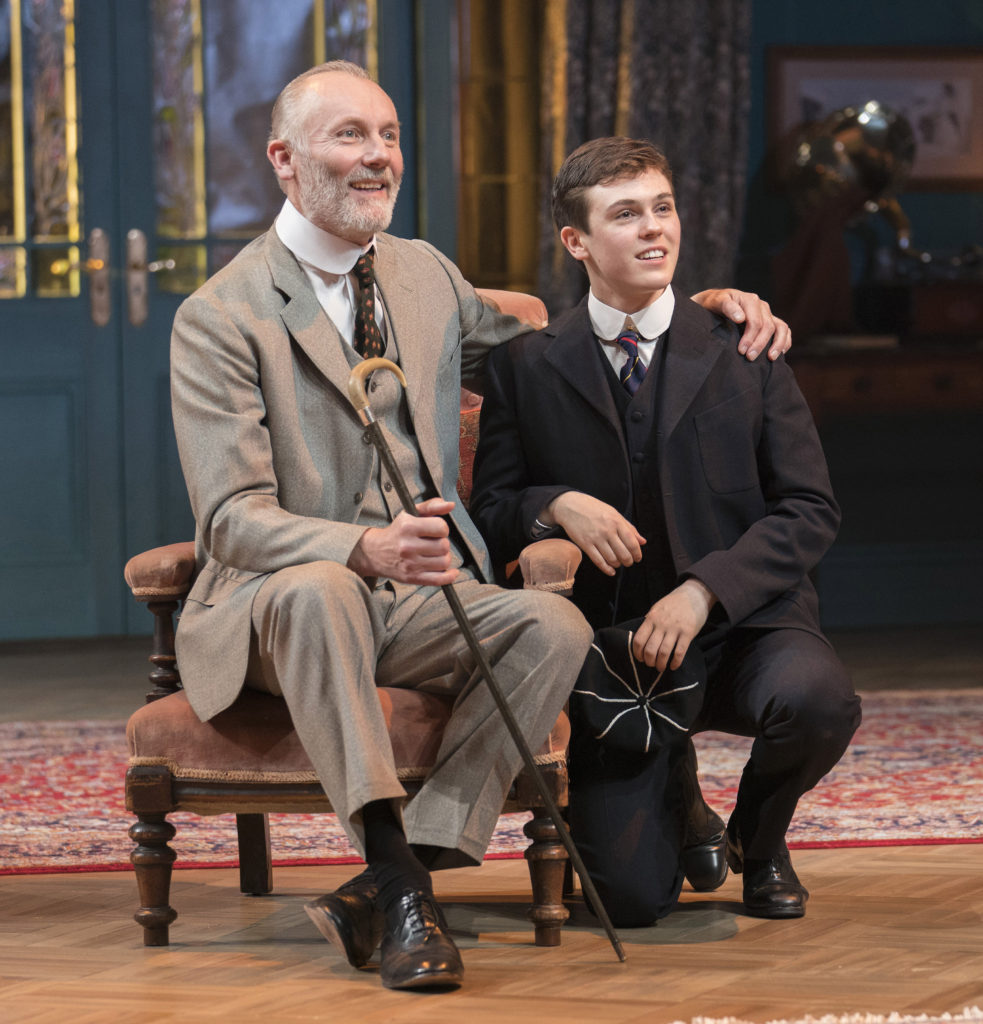 The Winslow Boy, Aden Gillet, Misha Butler