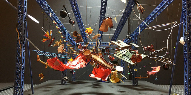 Exploded Circus