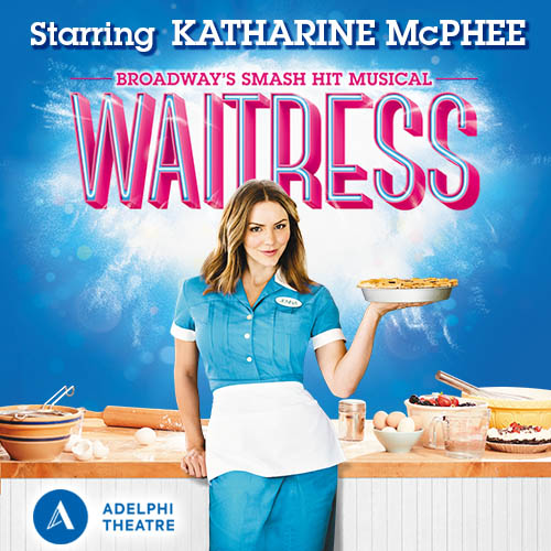 Waitress The Musical Adelphi Theatre London Review Theatre South East