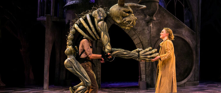 Beauty and the Beast | Chichester Festival Theatre | Broadcast
