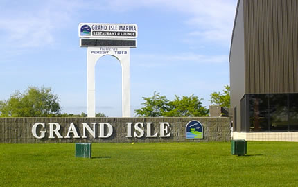 Grand Isle Marina in Grand Haven, MI