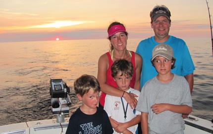 Spring Lake Family Cruise