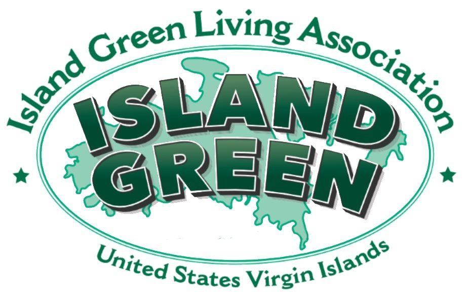 Island Green Living Association logo