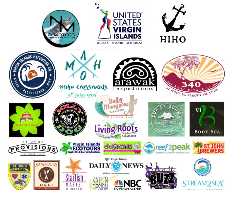 Paddle pic of logos for website