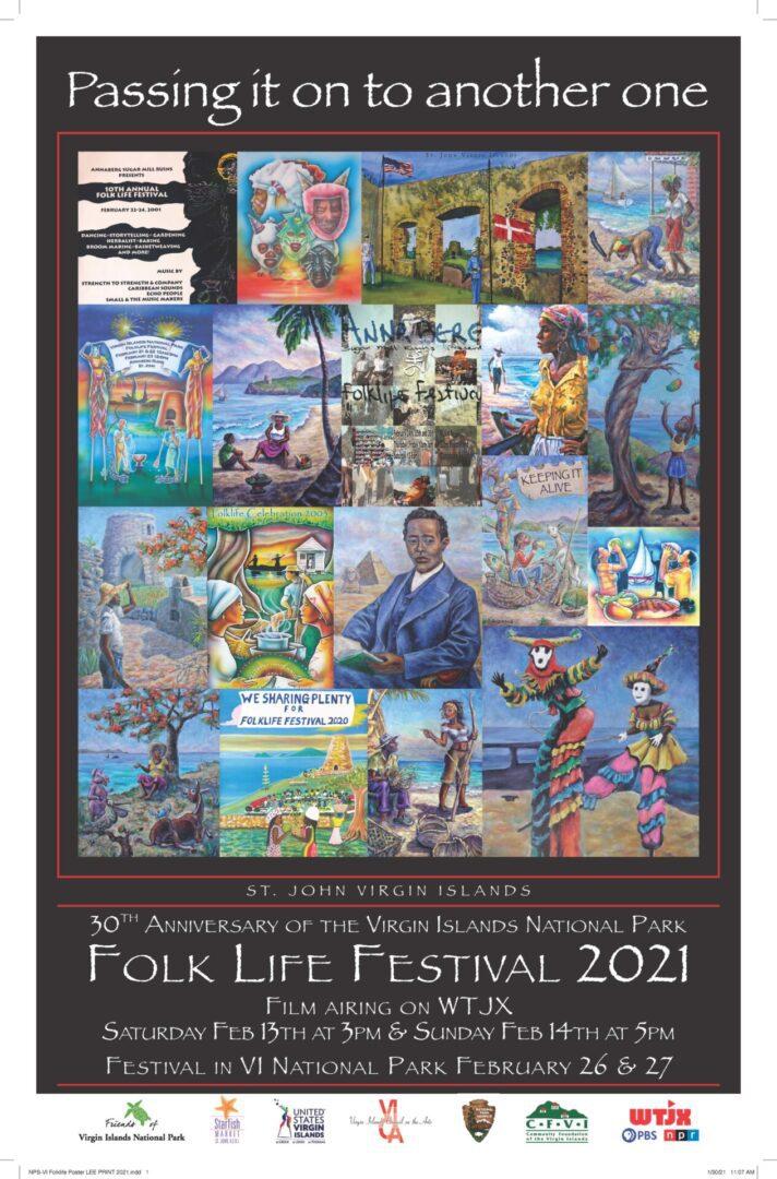 VINP Folklife Poster2021
