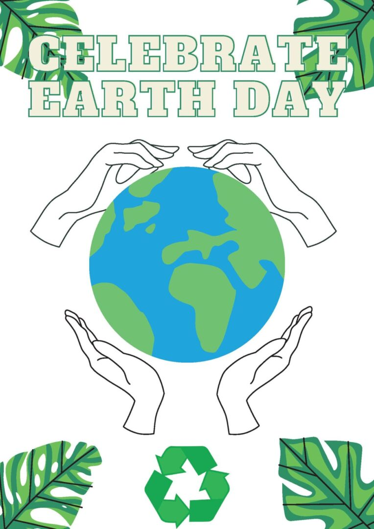 Earth day Flyer 3