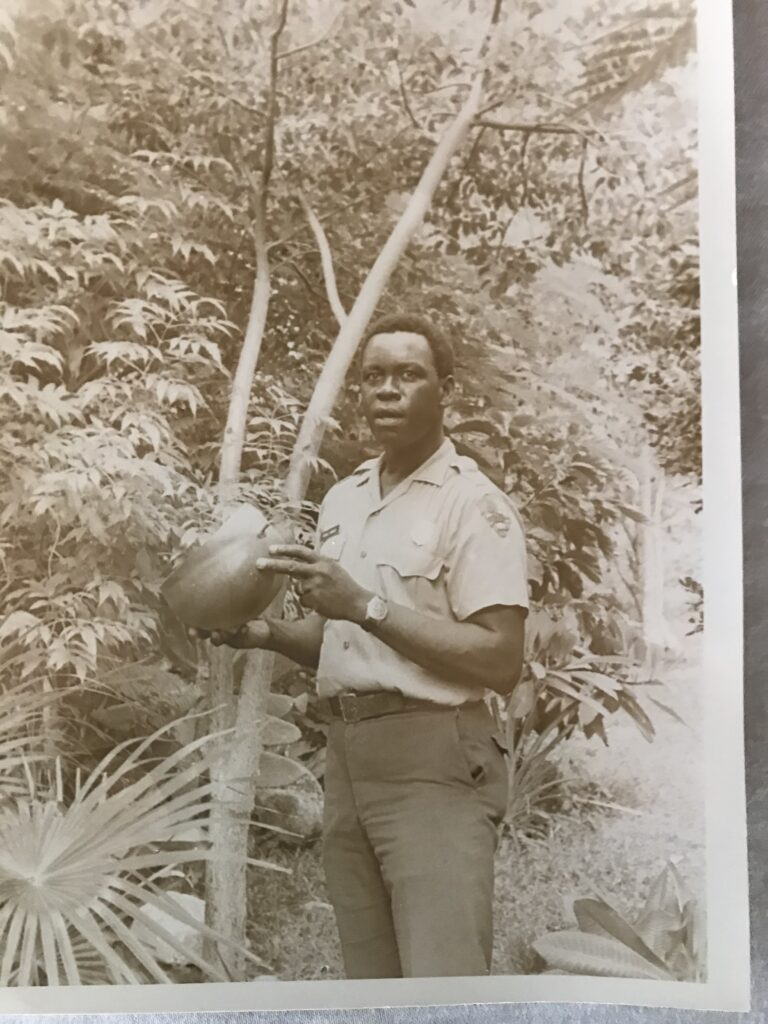 Ranger Noble Samuel