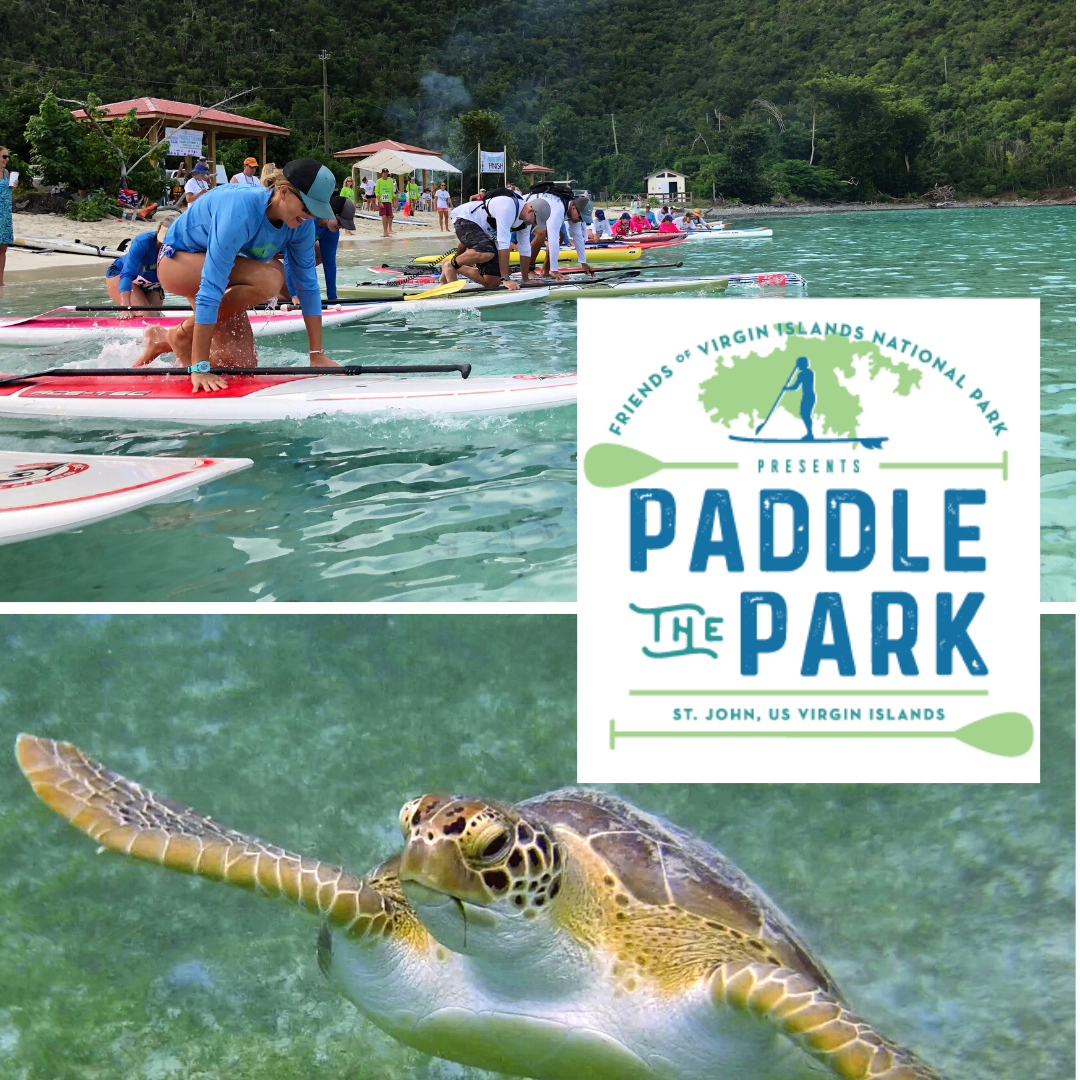 Paddle the Park instagram