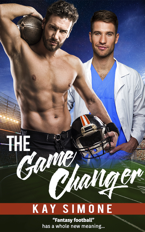 Book Cover: The Game Changer
