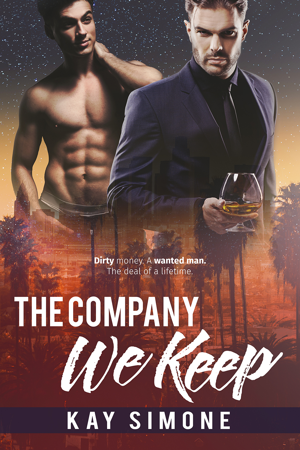 Book Cover: The Company We Keep