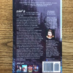 Back Cover of print version of The Aftermath