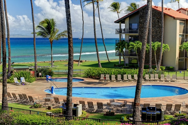 Papakea Resort - tropical grounds of Maui's premier oceanfront vacation condo resort