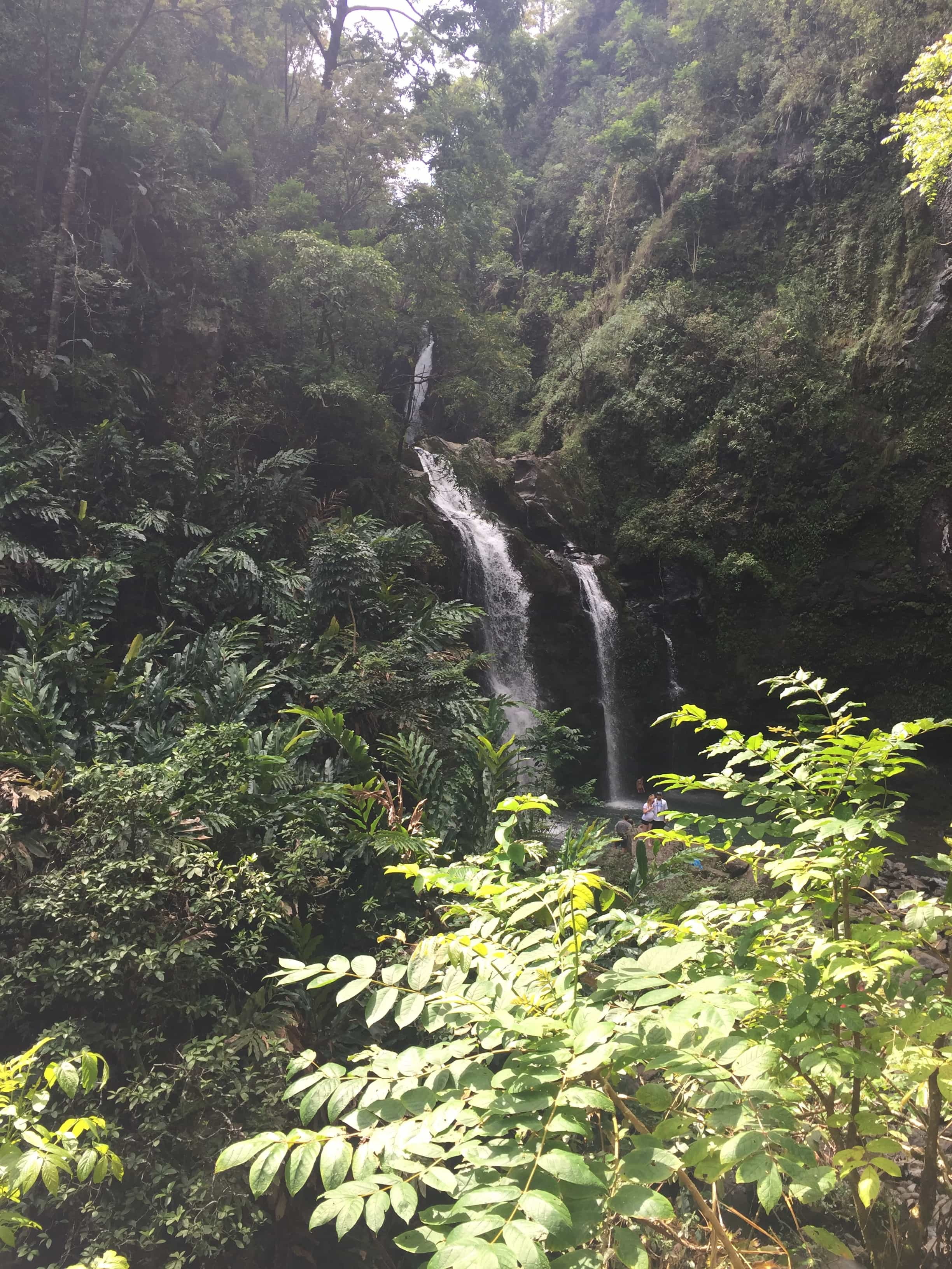 Waterfalls on the Road to Hana