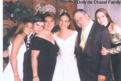Dolly de Chazal Family
