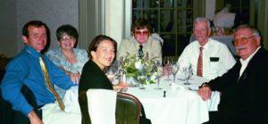 Eric Eynaud (Maurice), Jenny de Chazal (Argentine), Joséphine Tennant (Maurice), Richard Dold (UK), Donaldo de Chazal (Bolivie), Lucio de Chazal (Argentine)