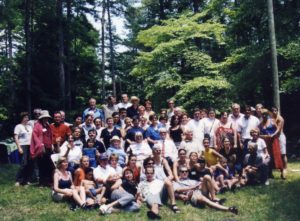Chazfest 2001: Picnic at Lake Wylie