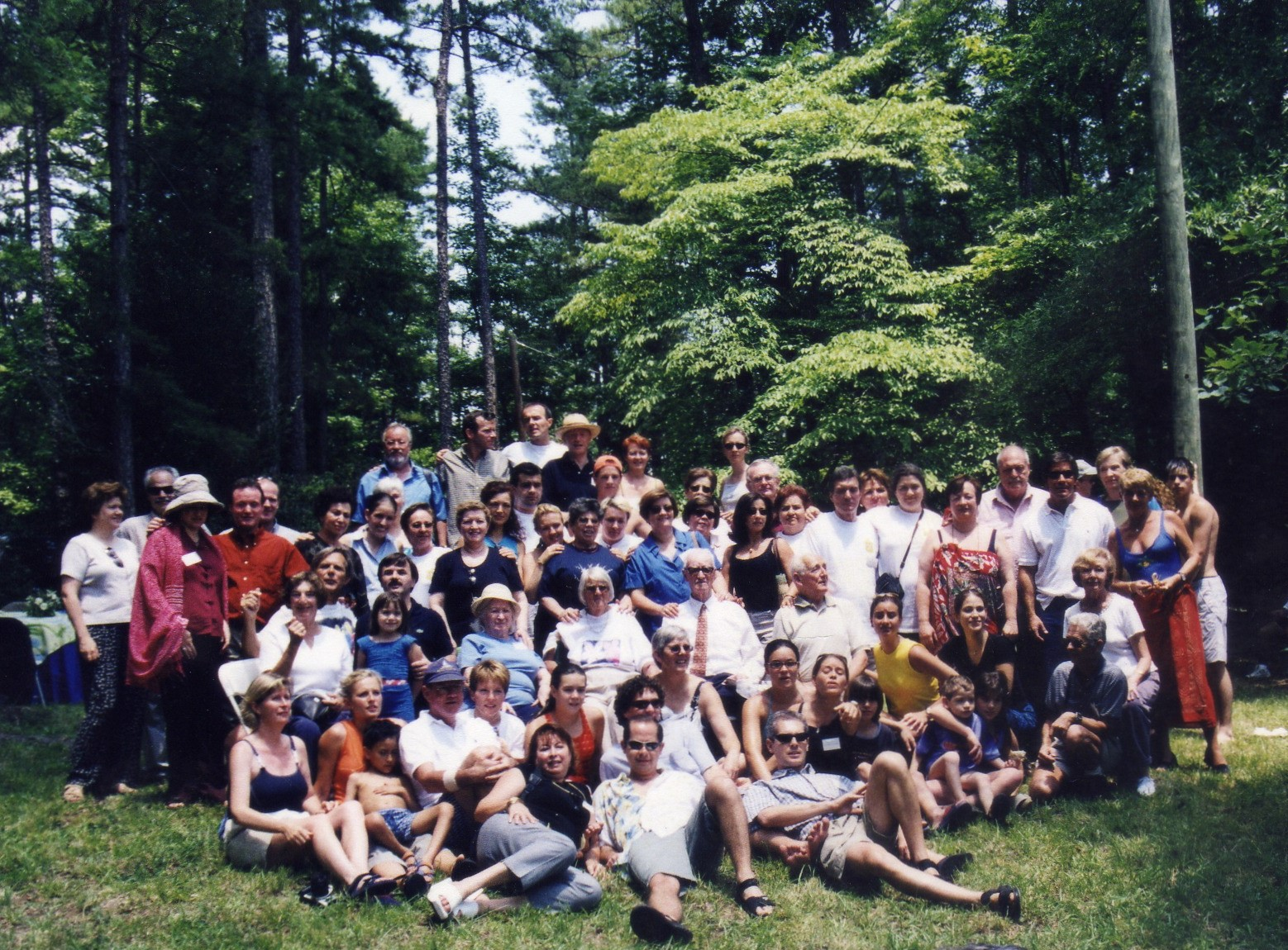 Chazfest 2001 (Charlotte USA)