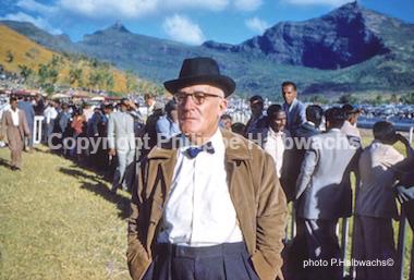 Malcolm de Chazal – Les Courses à l'Ile Maurice