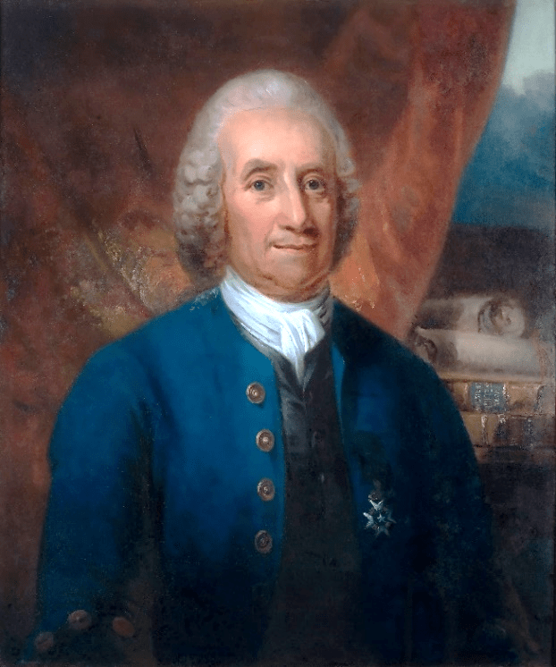 Who is Swedenborg?