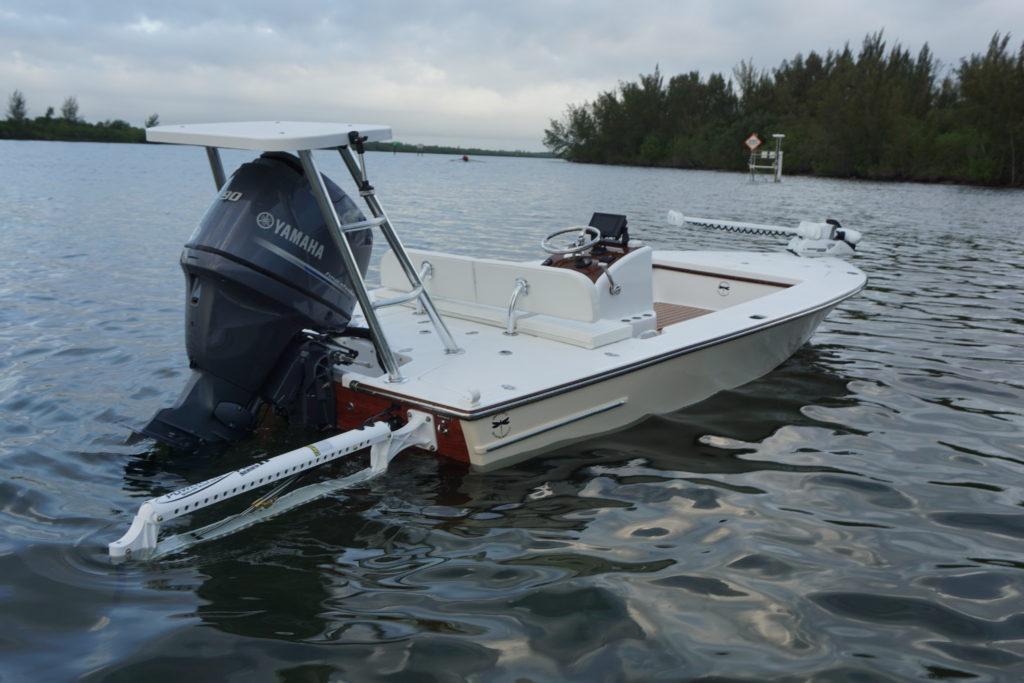 Custom Flats Boat