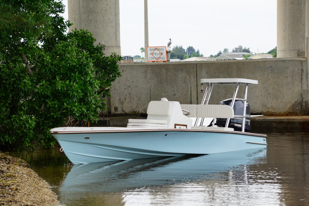 Custom Shallow Water Skiffs & Yacht Tenders